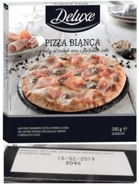 Lidl Pizzat